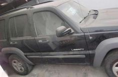 Clean tokunbo Liberty Jeep 2000 For Sale