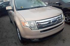 Almost brand new Ford Edge Petrol 2008