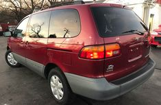 Foreign used Toyota Sienna 1998 FOR SALE