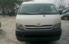 2011 Toyota Hiace bus for sale