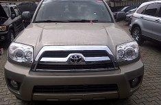Tokunbo 2006 Toyota 4Runner FOR SALE