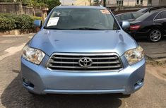 Brand new Toyota Highlander 2012 FOR SALE