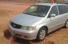 Cheap Honda Odyssey 2001 For Sale