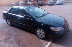 Clean Honda Accord 2001 Black For Sale