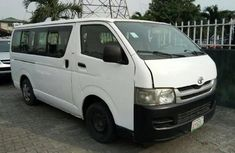Toyota HiAce 2009 ₦4,500,000 for sale