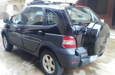 Renault Scenic RX4 2006 Black For Sale