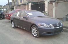 Tokunbo Lexus GS300 2006 For Sale