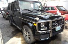 Neat Mercedes-Benz G63 2013 For Sale