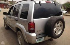 Registered Liberty Jeep 2003 for sale