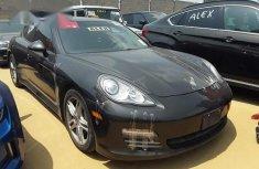Porsche Panamera 2012 Black For Sale