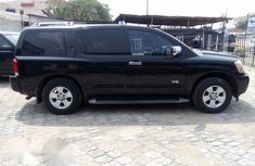 Nissan Armada SE 5.6L 2005 Black For Sale