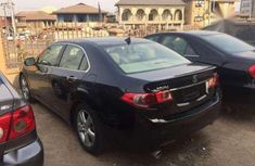 2013 Acura TSX Black For Sale