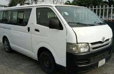 Toyota Hiace Bus 2007 in good condition for sale