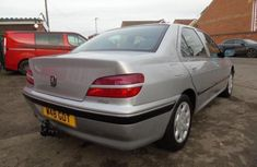 Foreign used Peugeot 406 2004 FOR SALE