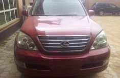 Tokunbo Clean Lexus GX 470 2008 for sale