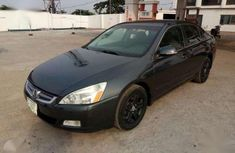Black 2003 Honda Accord for sale