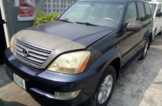 Lexus GX470 2003 Black For Sale