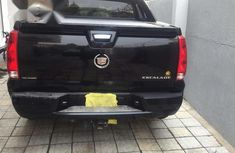 Cadillac Escalade 2012 Black for sale