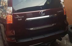 Lexus GX 460 2010 Upgraded To 2016 for sale