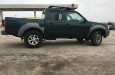 Nissan Frontier 2001 Green for sale