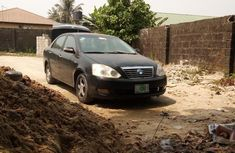 Geely Emgrand FC 1.8 2008 Black for sale