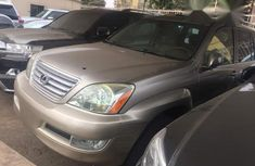 Lexus GX 470 2003 Gold for sale