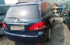 Toyota Avensis Verso 2004 Blue for sale