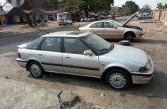 Honda Concerto 1999 Silver for sale