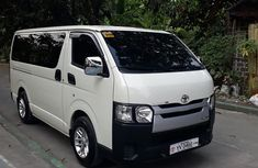 TOYOTA HIACE 2016 WHITE FOR SALE