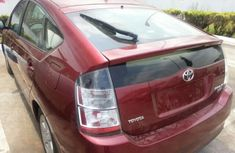 Toyota Prius 2010 red for sale