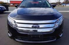 2012 Ford Fusion Black for sale