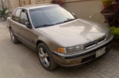 Honda Accord 1992 Brown for sale