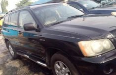 2001 Toyota Highlander Automatic Petrol well maintained