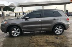 Acura RDX 2009 Gray for sale