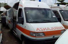 Fiat Ducato Ambulance 2003 for sale