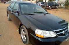 Acura TL 2002 Black for sale