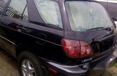 Lexus Rx300 2001 Black