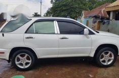 Lexus RX 300 1999 White for sale