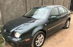 2005 Volkswagen Bora Green For Sale