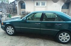 Mercedes-Benz C200 2006 Green for sale