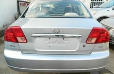 Foreign used Honda Civic 2002