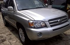 2012 TOKUNBO TOYOTA HIGHLANDER VERY CLEAN AND NEAT AT CHEAPER AND AFFORDABLE PRICES CALL,08030689960