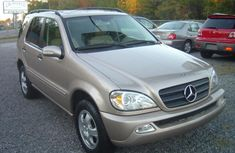 Mercedes benz Ml 320 2007 model for sale