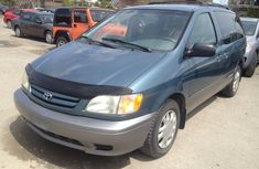 Foreign used Toyota Sienna 1998