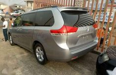 Tokunbo 2013 Toyota Sienna Silver For Sale