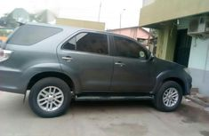 Toyota Fortuner 2013 Gray For Sale