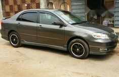 Toyota Corolla 2004 Gray For Sale