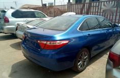 2017 Toyota Camry Tokunbo For Sale