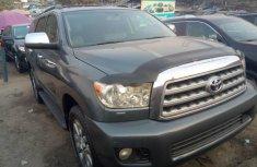 Toyota Sequoia 2013 Automatic Petrol ₦9,200,000