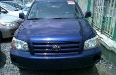 Toyota Highlander 2004 for sale